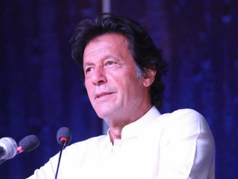 افغان مسئلے کا واحد حل مذاکرات ہیں ، عمران خان