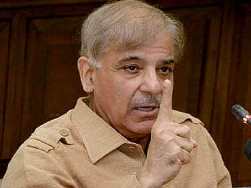 آصف زرداری نے کراچی کو کرچی،یوٹرن خان نے کے پی کو قصہ خوانی بازار بنادیا:شہباز شریف