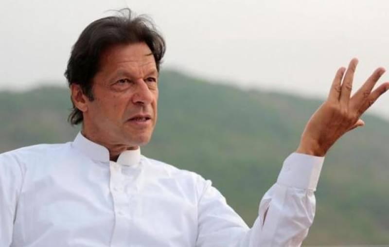 رانا ثناللہ اور عابد شیر علی کا خواتین سے متعلق طرز عمل قابلِ مذمت ہے، عمران خان