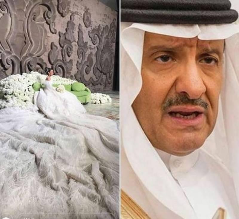 سعودی شہزادہ سلطان بن سلمان نے 25 سالہ دوشیزہ سے شادی رچالی
