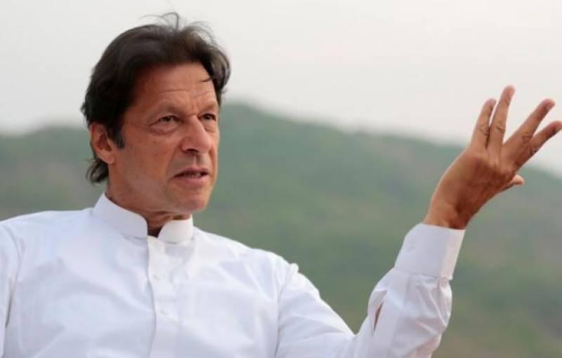 چیف جسٹس وہ کام کررہے ہیں جوحکومت کوکرنے چاہیے ، عمران خان