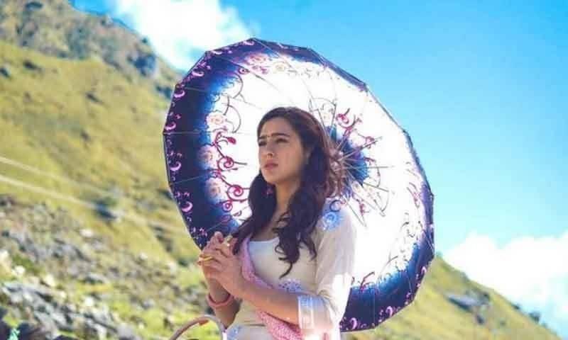 سیف علی خان کی بیٹی کی پہلی فلم 30 نومبر کو ریلیز ہوگی