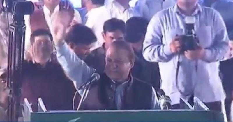 عمران خان ملتان آکر خیبرپختونخوا سے مواز نہ کر لیں، کرایہ میں دوں گا، نواز شریف