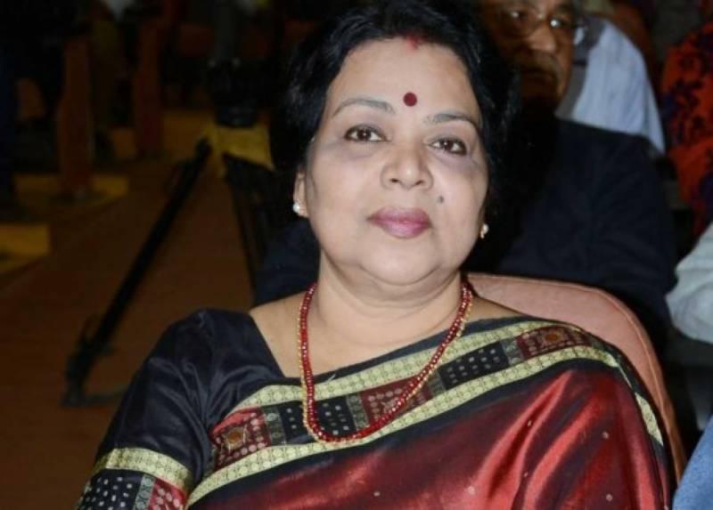 بھارتی اداکارہ انیتا داس 57 سال کی عمر میں دل کا دورہ پڑنے سے چل بسیں