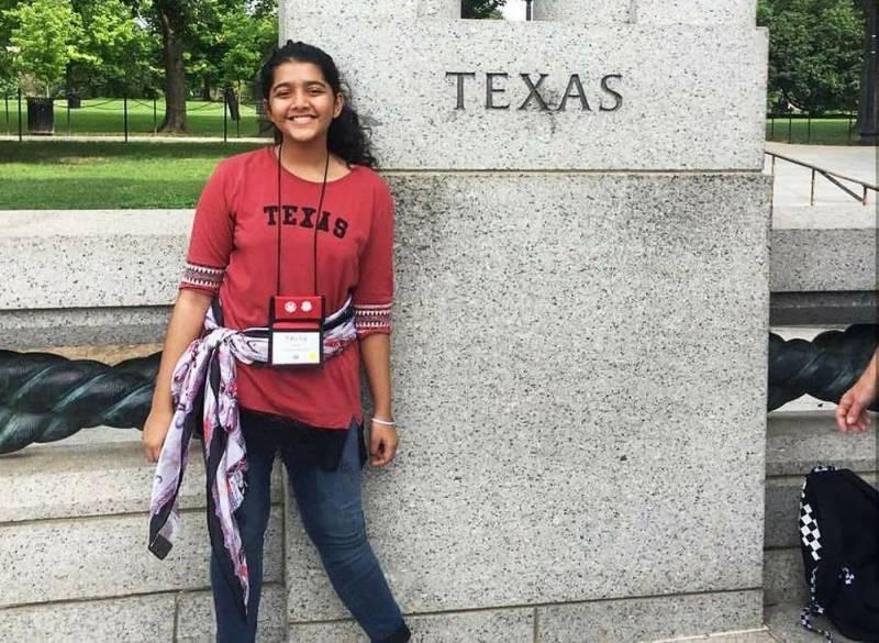 امریکی ریاست ٹیکساس کے ہائی سکول میں فائرنگ سے پاکستانی طالبہ سبیکا شیخ جاں بحق