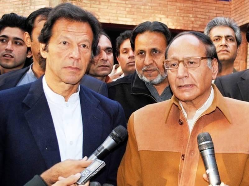پاکستان تحریک انصاف اور مسلم لیگ ق کے درمیان مشترکہ انتخابی حکمت عملی بنانے پر اتفاق