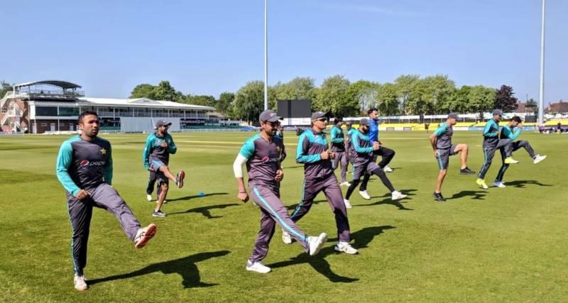 پاکستان اور انگلینڈ کی ٹیموں کے درمیان پہلا ٹیسٹ جمعرات سے شروع ہوگا