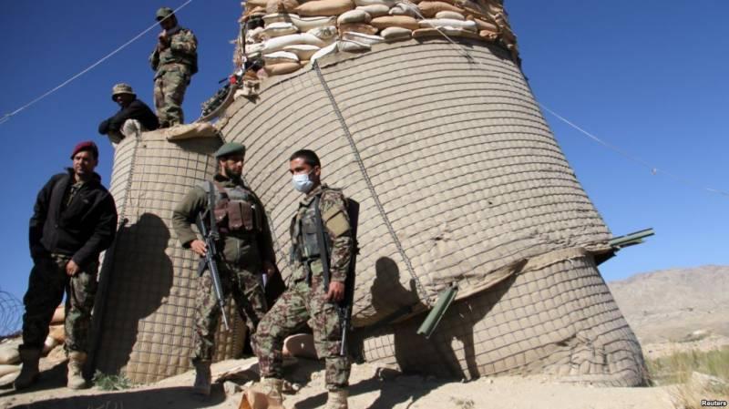 افغان صوبے غزنی میں طالبان کا حملہ، 14 پولیس اہلکار ہلاک