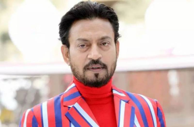 عرفان خان نے اپنی بیماری سے متعلق مداحوں کو آگاہ کر دیا