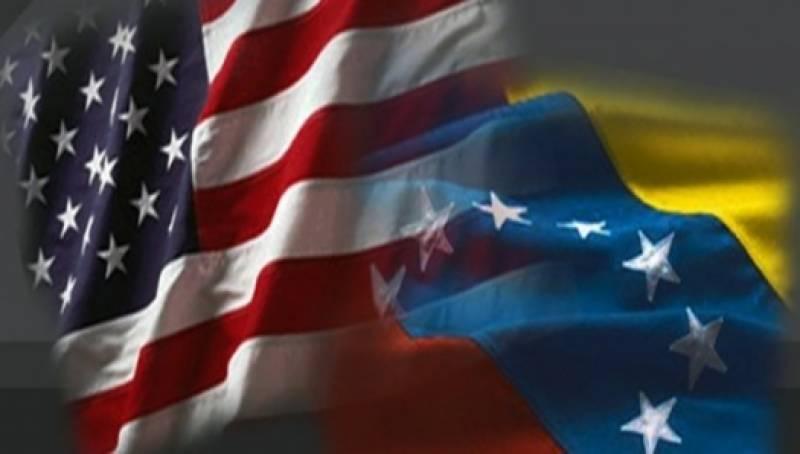 امریکہ نے وینزویلا پر اقتصادی پابندیاں لگا دیں