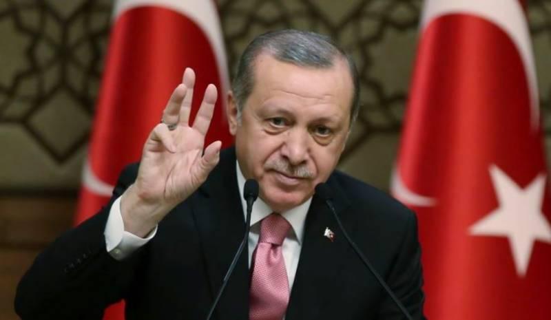 ترک صدر کی ایران جوہری معاہدے سے نکلنے پر امریکہ پر تنقید