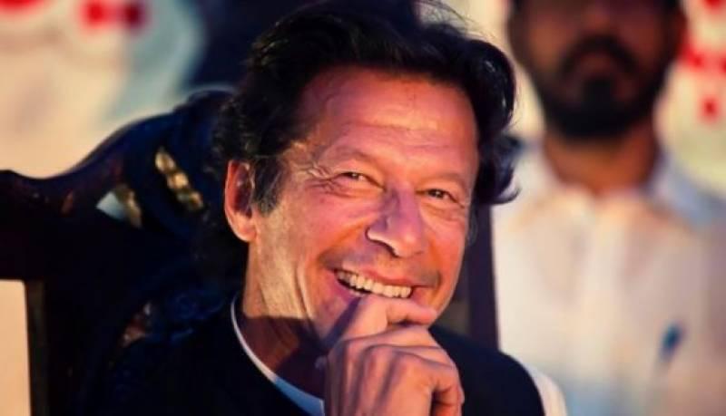 عمران خان کی شاہینوں کو لارڈز ٹیسٹ جیتنے پر مبارکباد