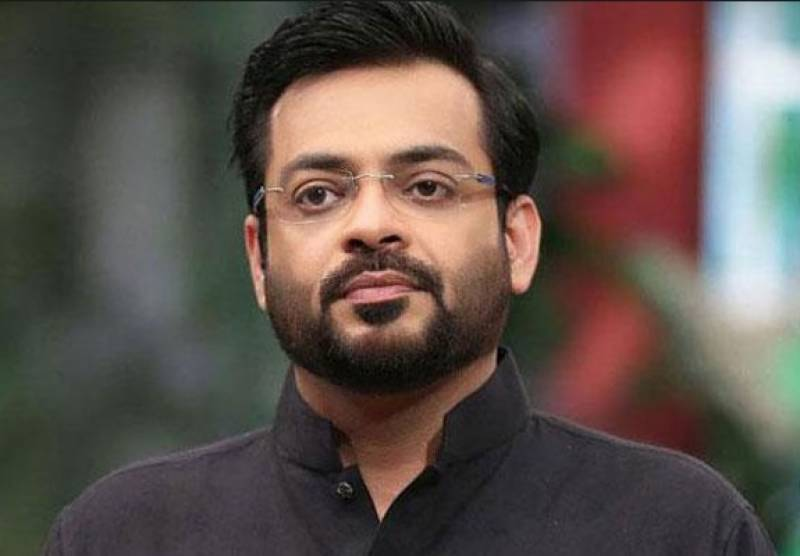 ڈاکٹر عامر لیاقت پارٹی ٹکٹ نہ ملنے پر عمران خان سے مایوس ہو گئے