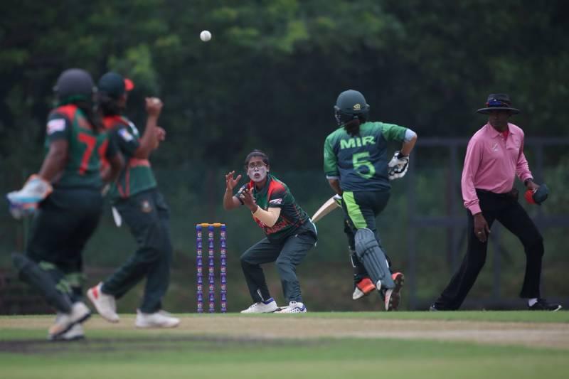 ویمنز ٹی 20 ایشیا کپ:بنگلہ دیش نے پاکستان کو 7 وکٹ سے شکست دیدی