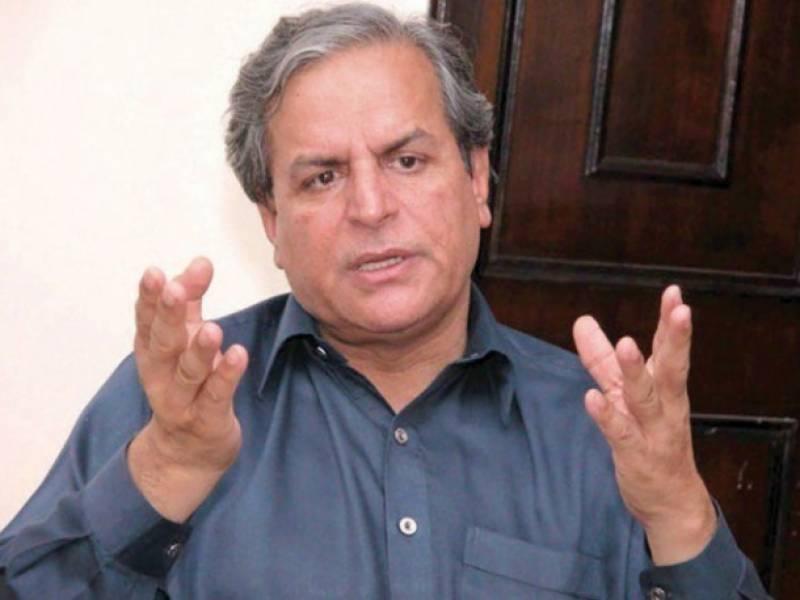 'اصغر خان کیس میں اگر آئی ایس آئی ملوث ہے تو اسکا جواب انہوں نے خود دینا ہے'