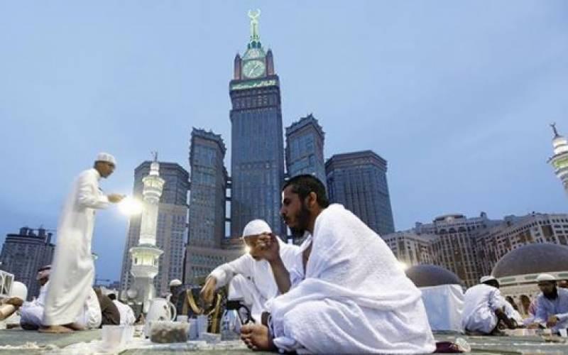 عید الفطر کے موقع پر سعودی عرب میں 10 تعطیلات
