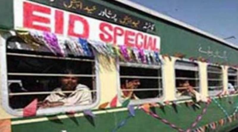 پاکستان ریلویز نے عید الفطر پر 5 خصوصی ٹرینوں کے شیڈول کو حتمی شکل دیدی