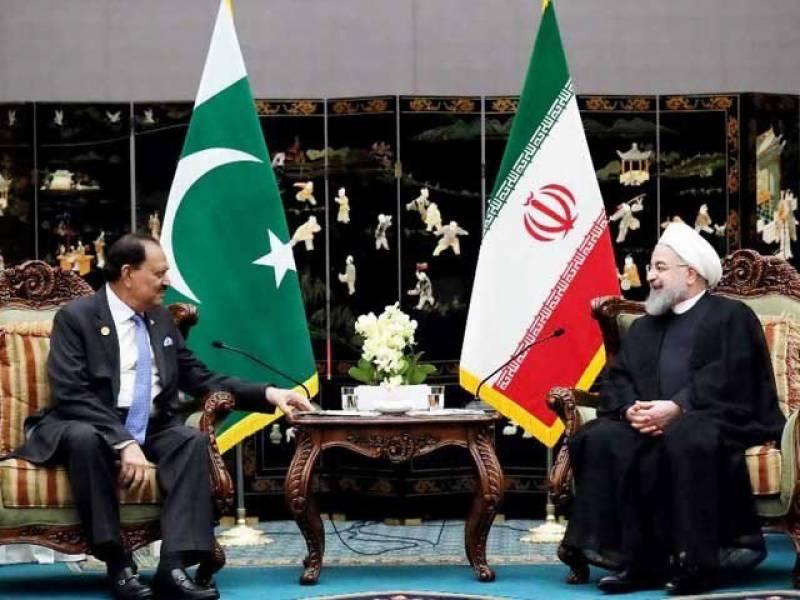 'گوادر اور چاہ بہار بندرگاہوں میں رابطے سے پاک ایران تعلقات مضبوط ہوں گے'