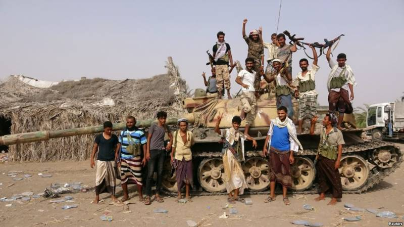 یمن اور سعودی عرب کی سرحد پر ایک مرتبہ پھر کشیدگی