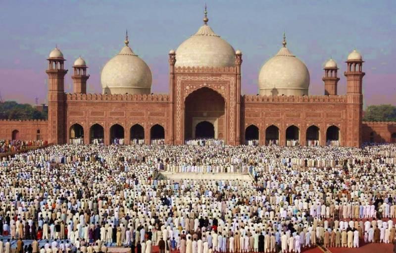 ملک بھر میں عیدالفطر کل مذہبی جوش و جذبے کیساتھ منائی جائے گی