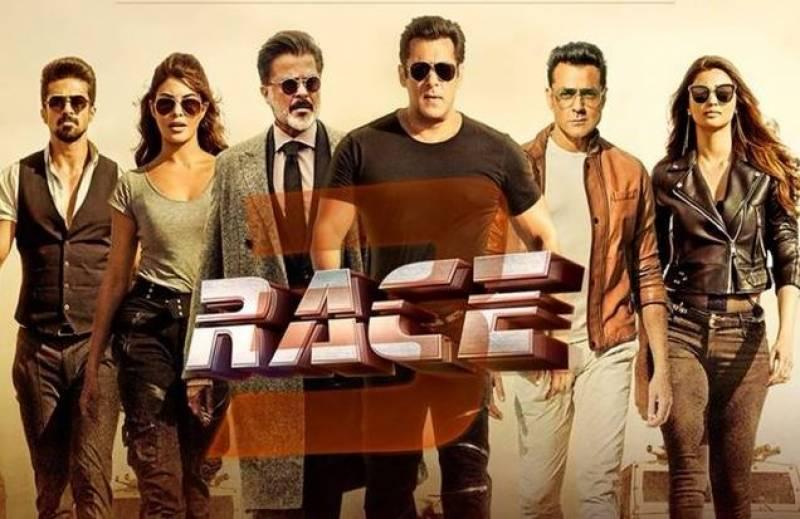"""سلمان خان کی فلم """"ریس 3 """" کیساتھ ہاتھ ہو گیا"""