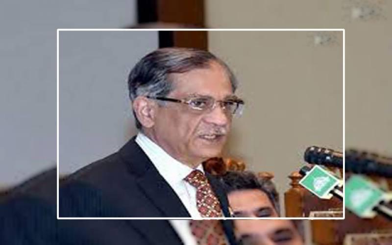 سندھ میں گورننس نام کی کوئی چیز نہیں: چیف جسٹس
