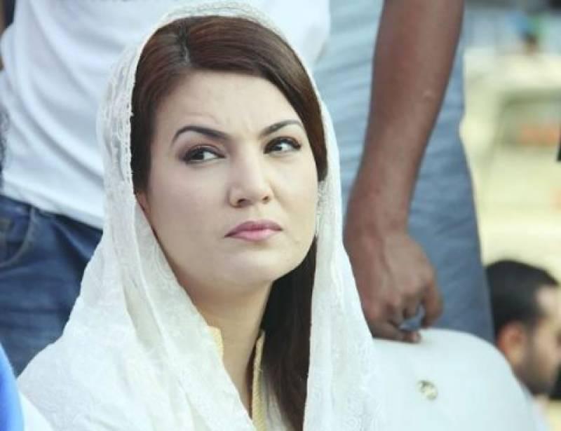 شیخ رشید کی نازیبا گفتگو پر ریحام خان بھی میدان میں آگئیں،منہ توڑ جواب دیدیا