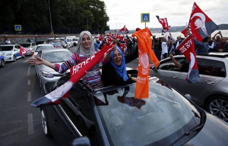 ترکی میں انتخابات صاف شفاف اورمنصفانہ نہیں تھے:بین الاقوامی مبصرین