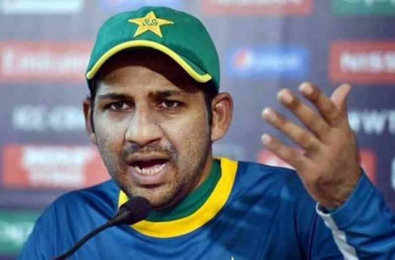 بطور کپتان ٹیم کی کارکردگی سے مطمئن ہوں ، سرفراز احمد