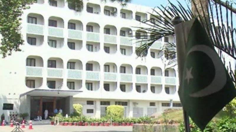دفتر خارجہ کی مقبوضہ کشمیر میں بھارتی مظالم پر غیر ملکی سفارتکاروں کو بریفنگ