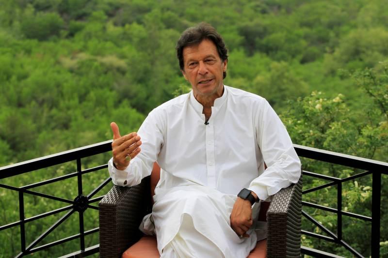 عمران خان کو بھاری اکثریت سے شکست دوں گا:خواجہ سعد رفیق