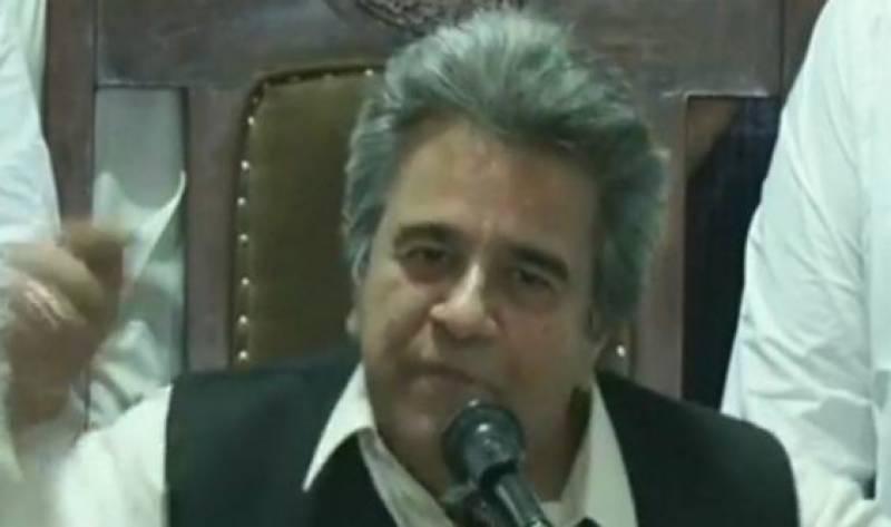عمران خان کی چوہدری عبدالغفورکو پارٹی میں شمولیت کی دعوت