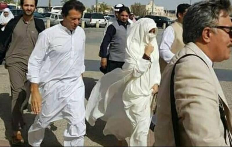 عمران خان کی نور خان ایئربیس سے عمرے کی روانگی کے معاملے پر وزارت دفاع نے تحریری جواب جمع کرادیا