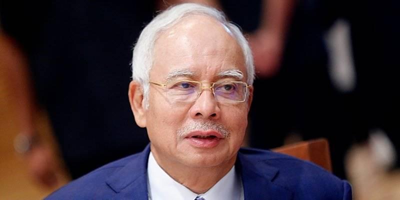 کرپشن الزامات، ملائیشیا کے سابق وزیراعظم نجیب رزاق گرفتار