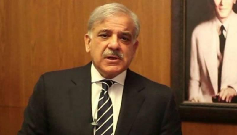 خان صاحب آپ سیاست نہیں کرسکتے، بہتر ہے کسی پیر کی مریدی کریں: شہباز شریف