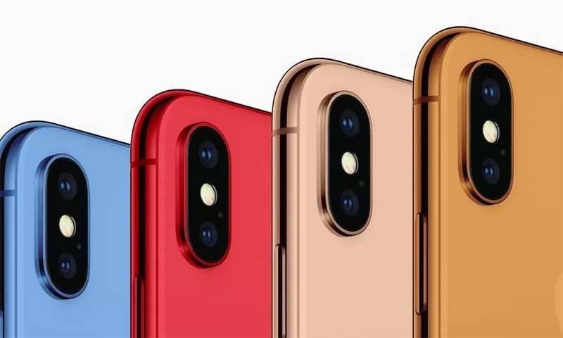 آئی فون کے 3 نئے ماڈل رواں سال متعارف کرائے جانے کا امکان