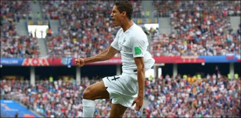 فیفا ورلڈ کپ 2018: فرانس نے یوروگوائے کی چھٹی کر دی، سیمی فائنل میں رسائی