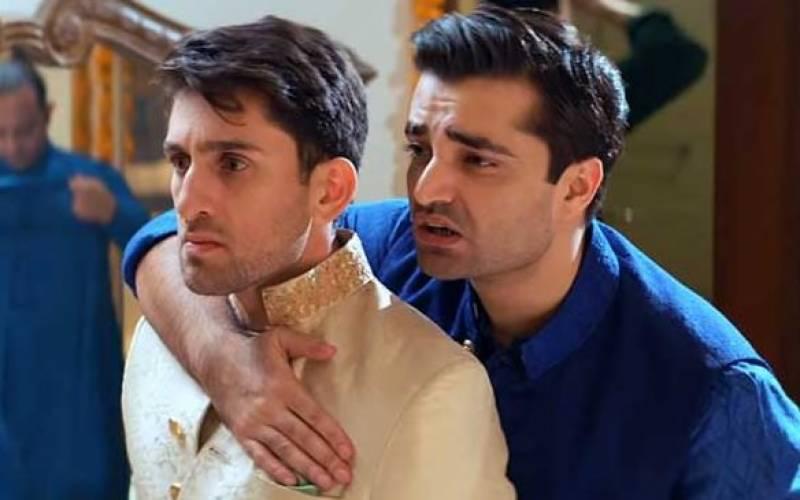 """حمزہ علی عباسی کی فلم """"پروازہے جنون' ' منظر عام پر آگئی"""