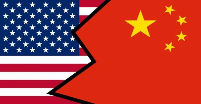 چین نے امریکہ پر تاریخ کی سب سے بڑی جنگ شروع کرنے کا الزام لگا دیا