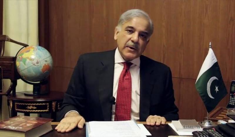 عمران خان کی زبان کا جواب 25 جولائی کو ووٹ کی صورت میں دیا جائے گا: شہبازشریف
