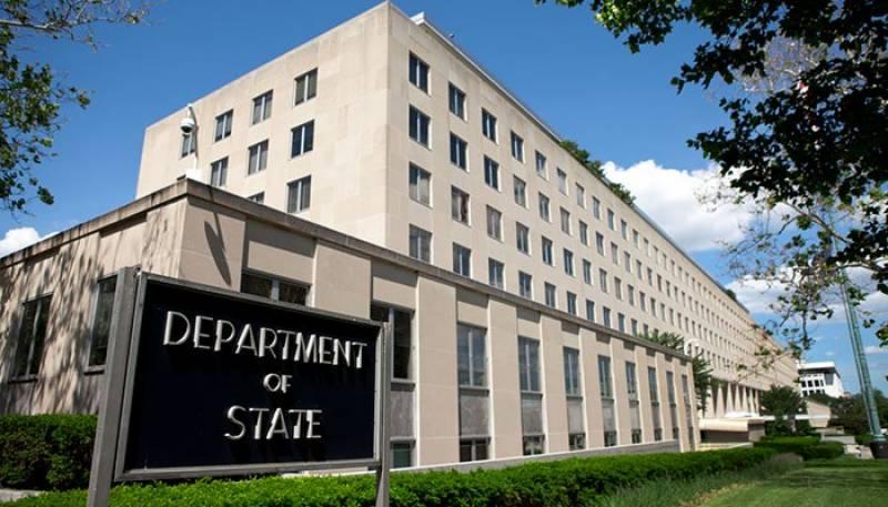 امریکا کی جانب سے پشاور میں خودکش دھماکے کی مذمت