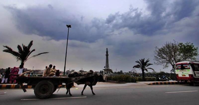 بارشوں کا نیا سلسلہ 4 روزتک جاری رہے گا، محکمہ موسمیات
