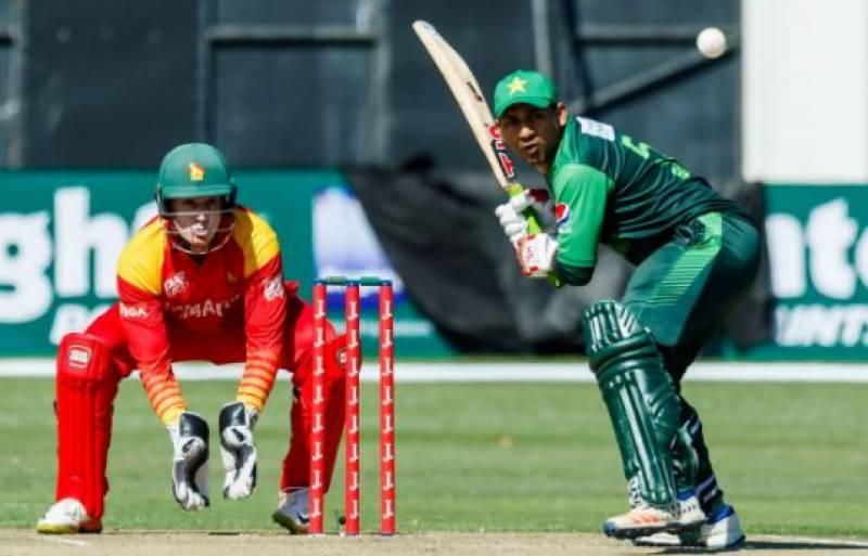 پہلا ون ڈے :زمبابوے کی پاکستان کو ٹاس جیت کر بیٹنگ کی دعوت
