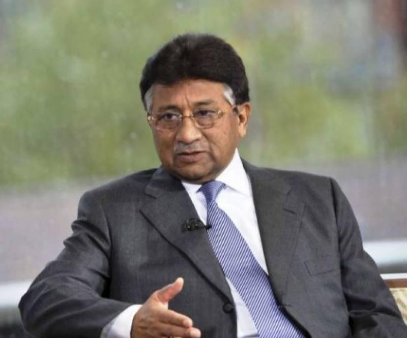 عمران خان کو اگلا وزیراعظم دیکھ رہا ہوں، پرویز مشرف