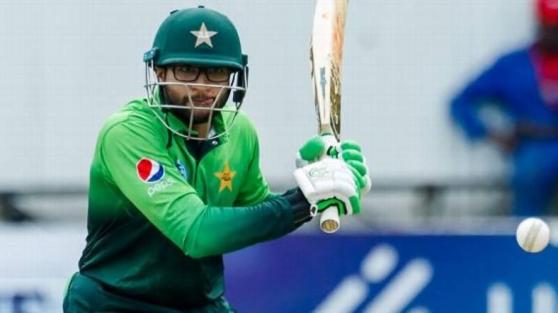 پہلے ون ڈے میں پاکستان نے زمبابوے کو جیت کیلئے 309 رنز کا ٹارگٹ دیدیا