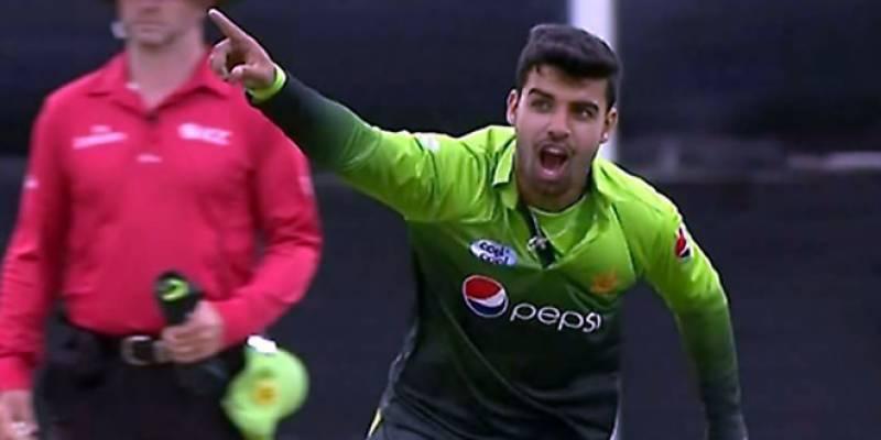 زمبابوے کیخلاف پاکستان نے پہلا ون ڈے میچ جیت لیا