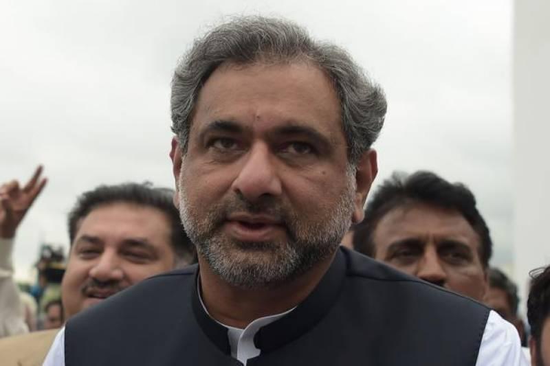 اپنے قائد کو گرفتار نہیں ہونے دیں گے: شاہد خاقان عباسی