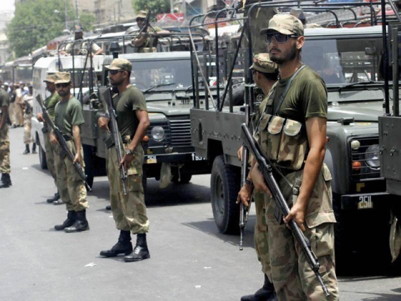سندھ رینجرز کے خصوصی اختیارات میں تین ماہ کی توسیع