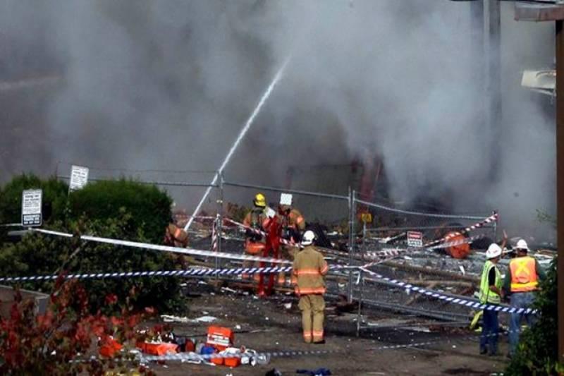 چین کے کیمیکل پلانٹ میں دھماکے سے 19افراد ہلاک،12 زخمی