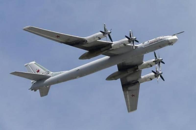 روسی بمبار جہازجنوبی کوریا میں داخل،کوریا کا احتجاج